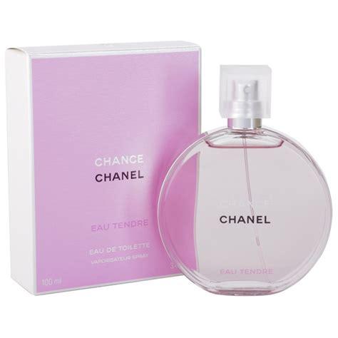 Harga Parfum Chanel Eau Tendre chanel chance eau tendre eau de toilette f 252 r damen 100 ml