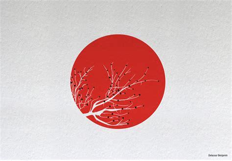 japan design artists unite for japan flags webdesigner depot