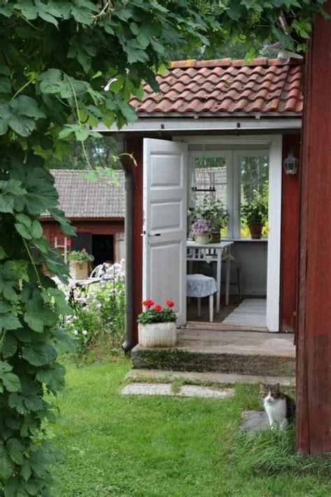 gartenhaus im schwedenstil gartenhaus im schwedenstil gestalten sie eine thematische