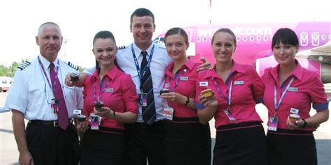 Wizz Air Cabin Crew by Wizz Corporate Clothing For Cabin Crew Images Frompo