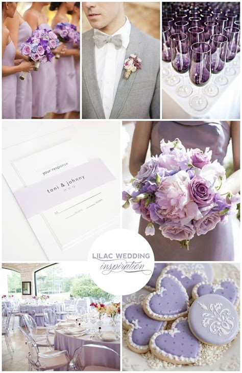 lilac and yellow wedding theme lilac wedding inspiration member board stationery