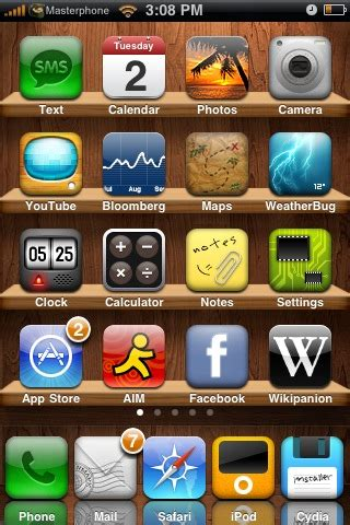cartoon themes cydia complete list of winterboard themes with images realitypod