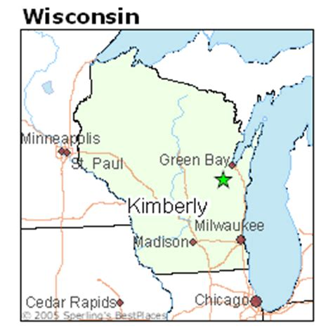 Best Places To Live In Kimberly Wisconsin