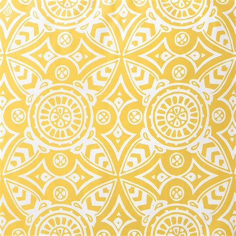 yellow lily pattern bold medallion print yellow duvet resort13 master