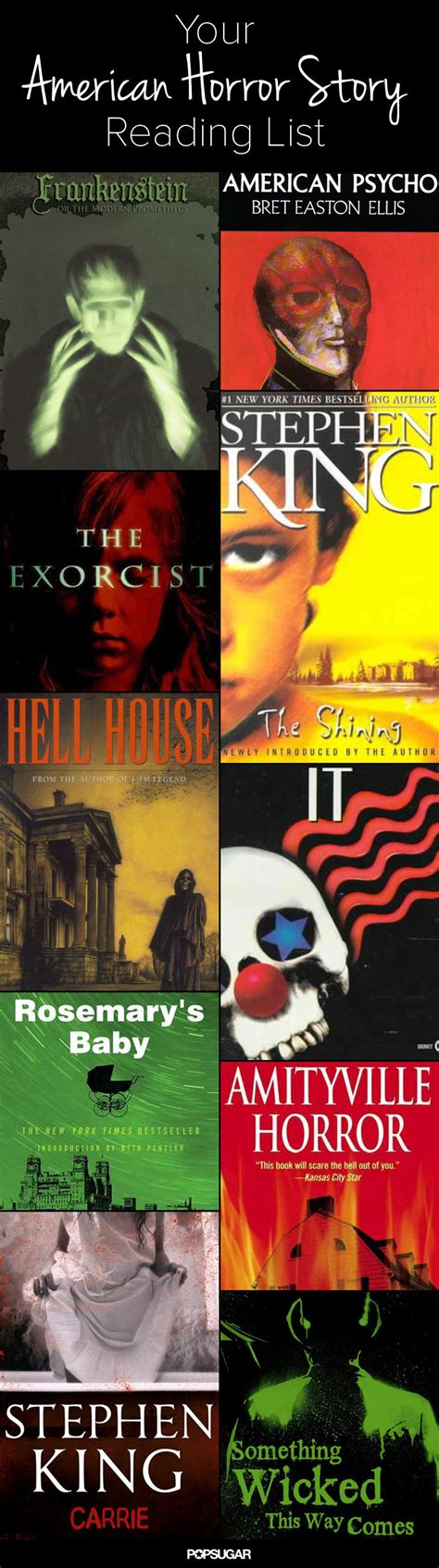 horror picture books books to read if you like american horror story 15 books