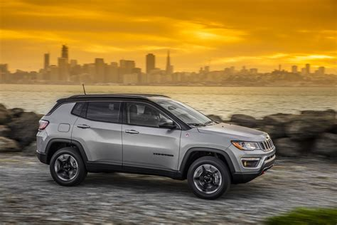 jeep compass review takata admits guilt alpine  whats    car connection