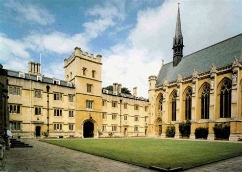 art design oxford university exeter college oxford