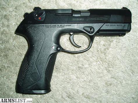 Beretta Px 4 40 armslist for sale trade beretta px4 40 cal