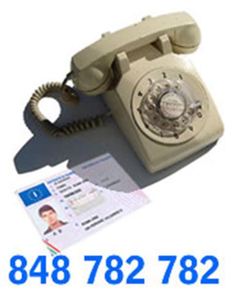 numero telefonico ministero dell interno patente come si controlla il quot saldo quot punti