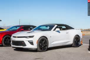 White Chevrolet Camaro 2016 Chevrolet Camaro 2 0l Review