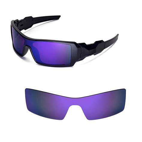 Lensa Oakley Rig Replacement Lense walleva replacement lenses for oakley rig sunglasses options ebay