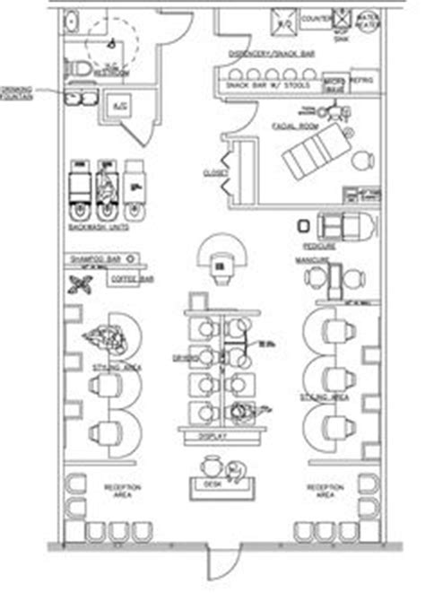 salon spa floor plan design layout 3105 square foot esthetics facial spalayouts floor plans salon spa floor