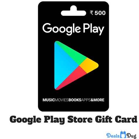 Play Store India Buy Play Store India Gift Card Inr 500 Dealsdug