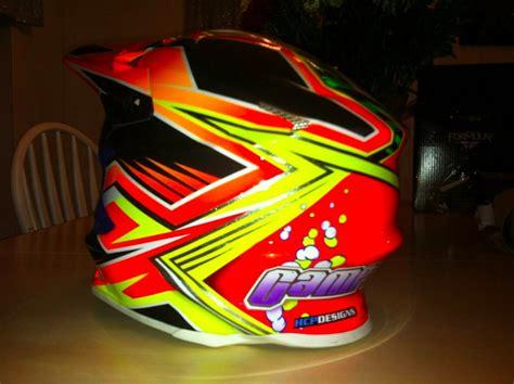 motocross helmet designs custom motocross helmet designs pixshark com
