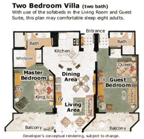 marriott grande vista 2 bedroom villa floor plan marriott grande vista 2 bedroom villa floor plan 28