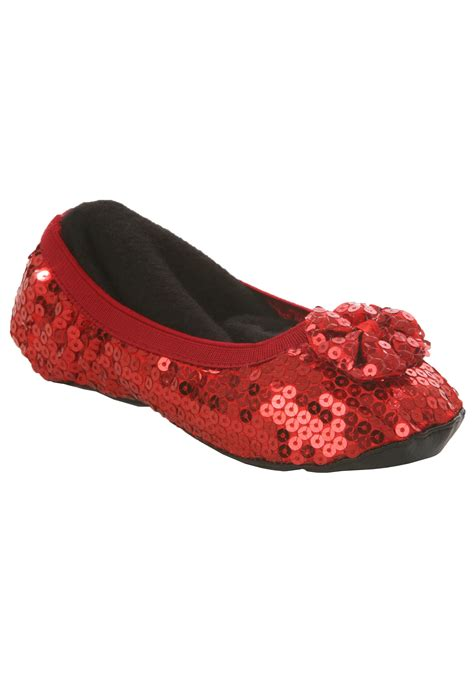 red house shoes child ruby red slippers wizard oz rachael edwards