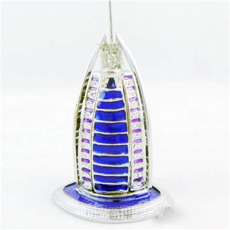 Souvenir Kaos Tower The Langon Dubai burj dubai tower trinket box dubai souvenir gift enamel jewelry box
