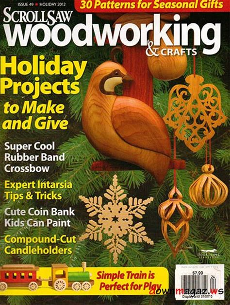 download scroll saw woodworking magazine summer 2015 plans free