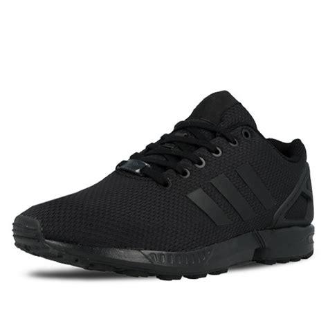 black zx flux adidas zx flux black