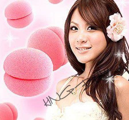12 Pcs 22000 Jepit Rambut Salon grosir sponge curler pink 1 pack isi 6 pcs ad823 rp
