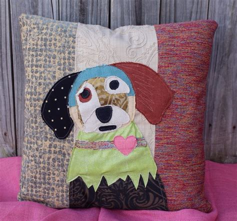 Patchwork Puppy - patchwork pillow dogs shops and patchwork
