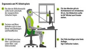 beleuchtung am arbeitsplatz vorschriften ergonomie