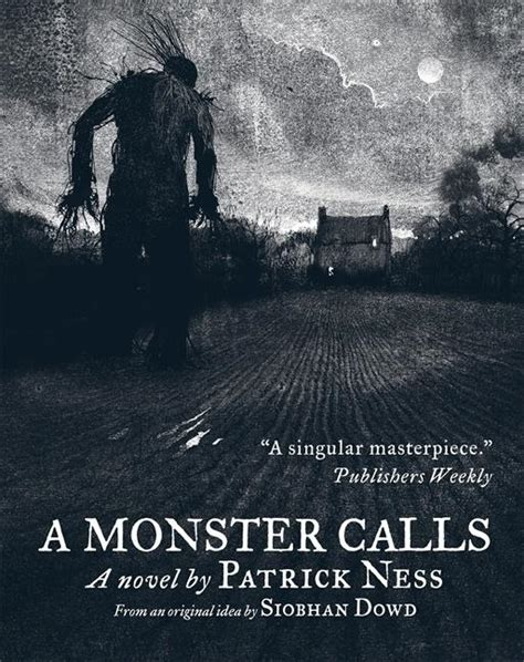 a monster calls 1406361801 a monster calls amazon co uk patrick ness siobhan dowd 9781406361803 books