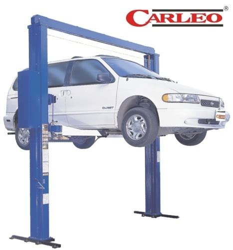 Car Lift Types by Gate Type Two Post Lift Chain Type 3 5tons Car Lift