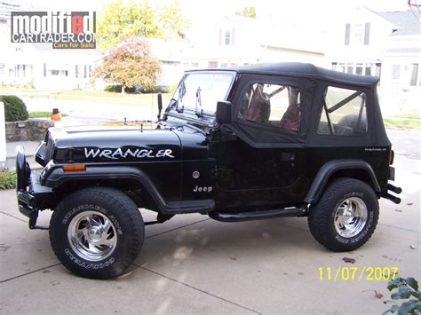 1994 Jeep Wrangler Yj For Sale 1994 Jeep Wrangler For Sale Ogden Illinois