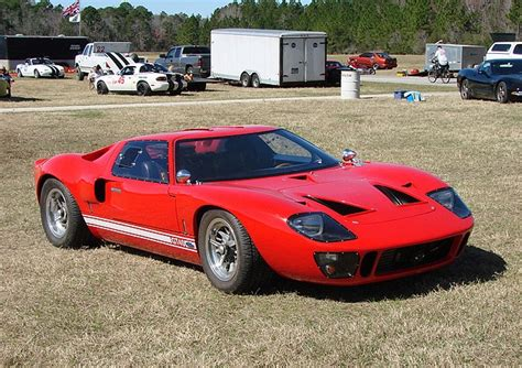 Ford Gt Kit Car by Factory Five Ford Gt 40 Kit Car Kit Cars