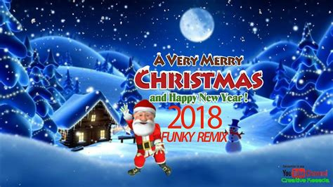 merry christmas  happy  year funny remix video  youtube