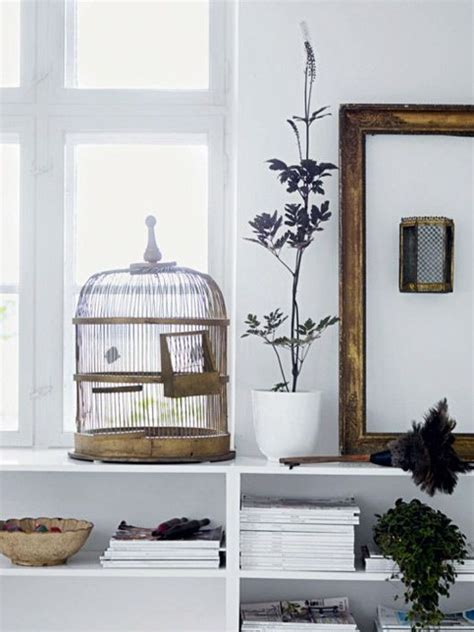 all white home interiors vogelkooi in huis inrichting huis