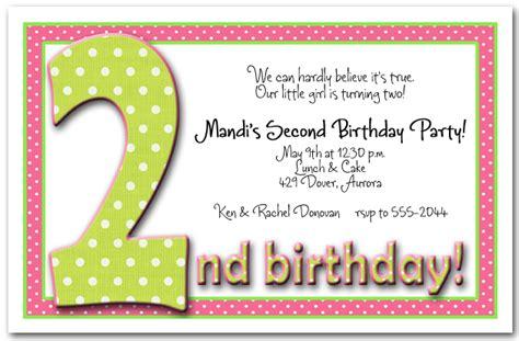 Green Pink Polka Dotss Nd  Ee  Birthday Ee    Ee  Party Ee   Invitation