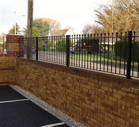 Wall And Railings Compton Welding Bespoke Welding Service Wrought Iron