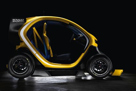renault twizy f1 price renault twizy rs f1 concept racecar inspired city car