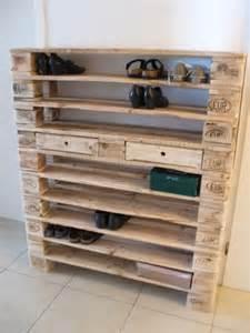 living room shoe rack – Pallet Shoe Rack ? 1001 Pallets