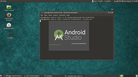 install android studio ubuntu install android studio di ubuntu mate 32bit secure instrument