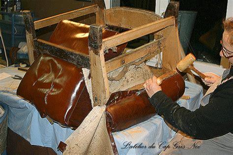 refection canape cuir l atelier du cap gris nez