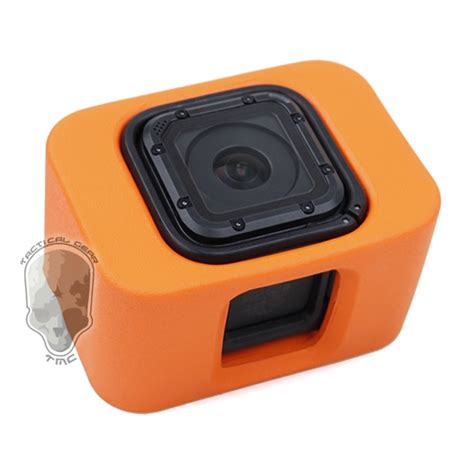 Gopro 4 Black Jakarta tmc floating waterproof for gopro 4 session