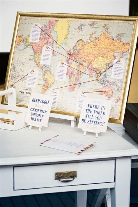 Wedding Travel by Wedding Wanderlust 21 Top Travel Theme Wedding Ideas