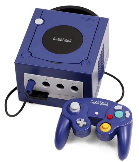 console gamecube fichier gamecube console png wikip 233 dia