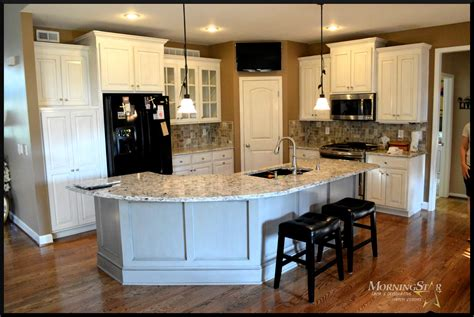 Resurfacing Kitchen Cabinets by Kansas City S Leading Cabinet Refinishing Company