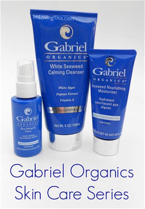 gabriel cosmetics organics skin care review gabriel organics