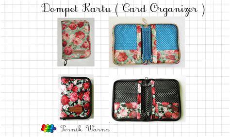 Dompet Kartu Card Organizer 24 Card A185 pernik warna dompet kartu card organizer
