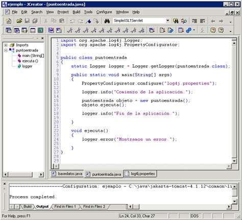 log4j pattern xml introducci 243 n a log4j adictosaltrabajo