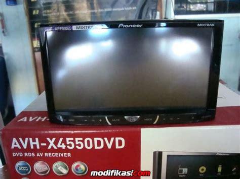Tv Mobil Pioneer Avh X8550bt baru ready pioneer avh x 1550dvd avh 165dvd avh x 1650dvd avh 2450bt avh p 3450dvd