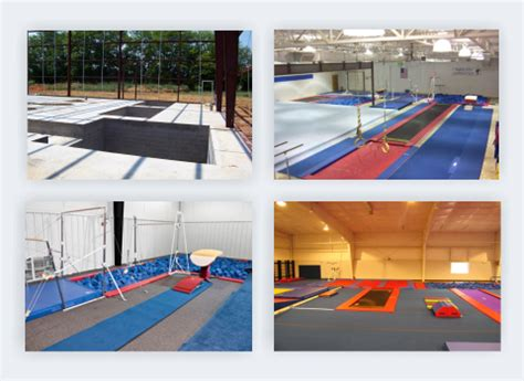 gymnastics gym layout gymnastics gym pit design