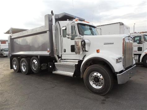 w900b kenworth trucks for new 2017 kenworth w900b dump truck for sale 387823