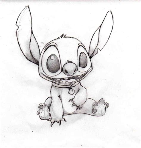 A Drawing Of A by The Images Collection Of Sketch Drawing Ideas Easy Disney