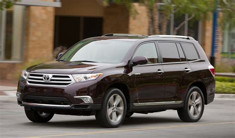 2013 Toyota Highlander Towing Capacity 2016 Vehicle Dependability Study Most Dependable Family